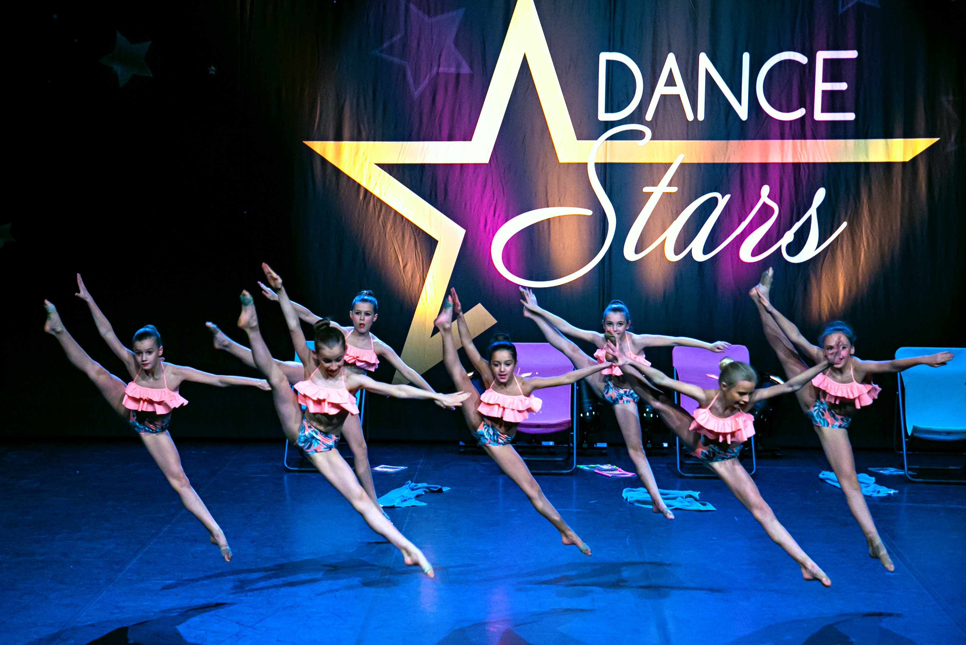 "<font style=""color: #faf0e6"">About DanceStars"